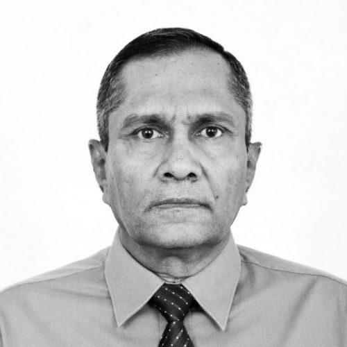 Mr. Muawiyath Shareef