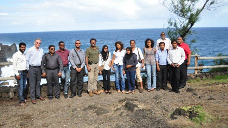 Study tour to Island of Réunion under SSEETF
