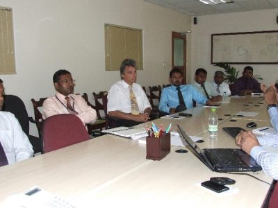 Meeting held to develop a Regulatory Framework for the Energy Sector of the Maldives
