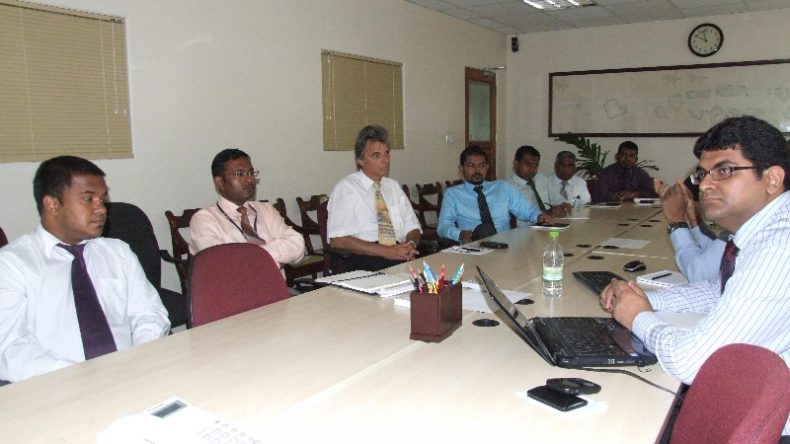Developing a Regulatory Framework for the Energy Sector of the Maldives
